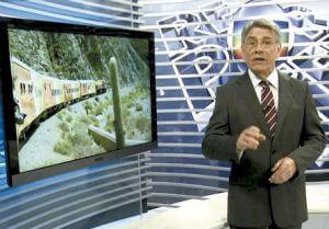 Sergio Chapelin Globo Reporter